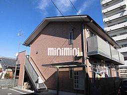 静岡県静岡市駿河区西脇の賃貸アパートの外観