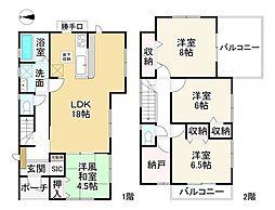 池部駅 3,080万円
