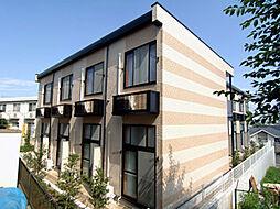 ホークヒルズII[2階]の外観