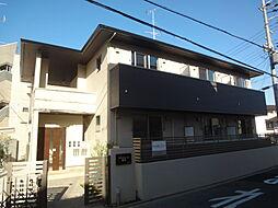 京都府京都市伏見区桃山筒井伊賀西町の賃貸アパートの外観