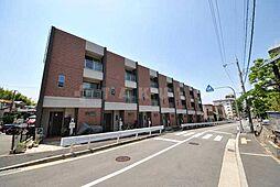 [タウンハウス] 大阪府豊中市東泉丘1丁目 の賃貸【/】の外観
