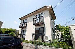 コーポサクラ[2階]の外観