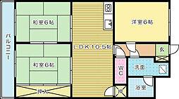 フレンズライク霧ヶ丘[305号室]の外観