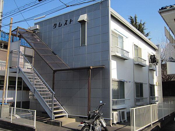 クレスト(2F) 2階の賃貸【東京都 / 八王子市】