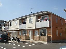 メゾンシャルムA・B棟[B102 号室号室]の外観