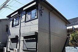 東京都豊島区東池袋2丁目の賃貸アパートの外観
