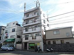 大阪府豊中市岡町北3丁目の賃貸マンションの外観