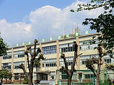 小学校東大和市立第六小学校まで480m