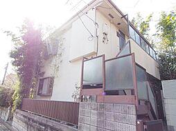 江上ハイツC棟[1階]の外観