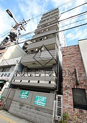 ラ・フォンテ恵美須[4階]の外観