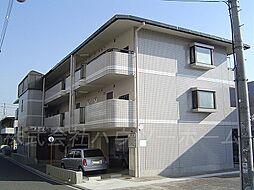 寺田ガーデンハイツ3番館[2階]の外観
