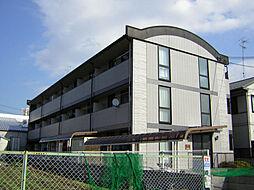 兵庫県西宮市河原町の賃貸マンションの外観