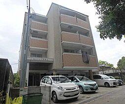 大阪府枚方市渚本町の賃貸マンションの外観