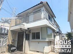 [テラスハウス] 東京都調布市緑ケ丘2丁目 の賃貸【東京都 / 調布市】の外観