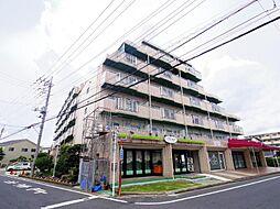 メゾンドベール早稲田I[5階]の外観