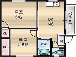 三国駅 5.7万円