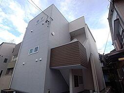 アパートメントK[1階]の外観