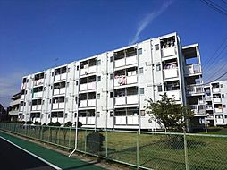 ビレッジハウス勝田5号棟[2階]の外観
