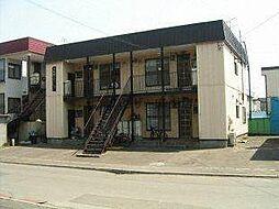 大新第2マンション[2階]の外観