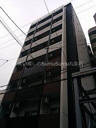 ZERO弁天[7階]の外観