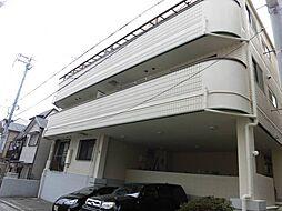 兵庫県神戸市灘区大内通1丁目の賃貸マンションの外観