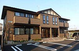 埼玉県さいたま市緑区道祖土3丁目の賃貸アパートの外観