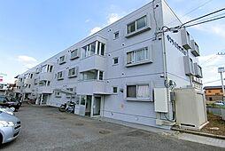 サンライズマンション 2号館[H-1号室]の外観