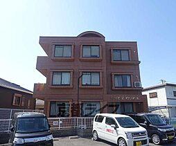 大阪府枚方市藤阪元町の賃貸マンションの外観