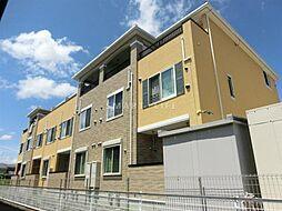 JR湖西線 安曇川駅 徒歩8分の賃貸アパート