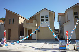 家族みんながゆったり暮らせる敷地約45坪の住まい。