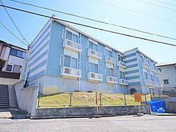 奈良県大和郡山市新町の賃貸アパートの外観