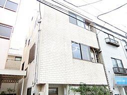 島田コーポ[3階]の外観