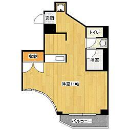 山科IMビル[3階]の間取り