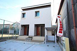 愛知県名古屋市中川区広田町2の賃貸アパートの外観