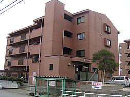 ボンジュールTakamachi[4D号室]の外観
