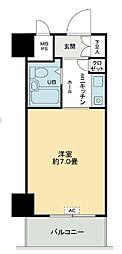 ガーデンプラザ横浜南[11階]の間取り