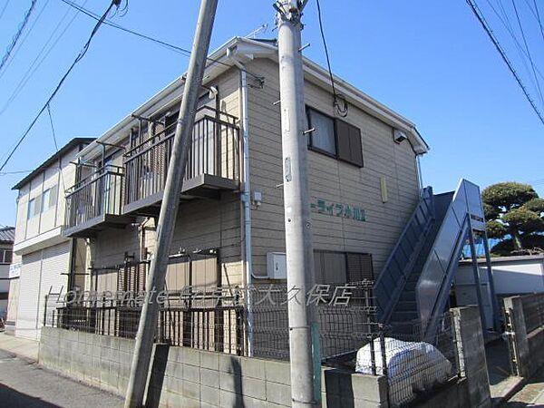 サニーライフ小川II[1階]の外観