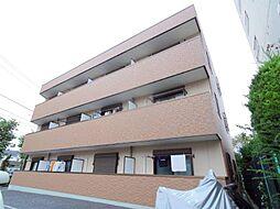 アミティエ7[3階]の外観