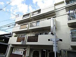 マンションフルール南田辺[2階]の外観