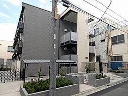 東京都墨田区八広1丁目の賃貸マンションの外観