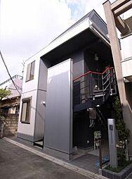 グランエッグス東新宿[102号室号室]の外観