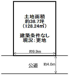 堺市北区長曾根町