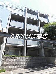 KWプレイス西新宿[1階]の外観