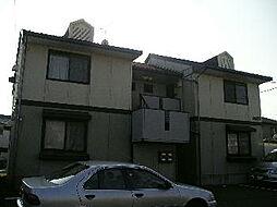 ユーハイム B棟[2階]の外観
