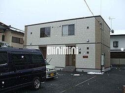 [テラスハウス] 栃木県宇都宮市御幸町 の賃貸【/】の外観