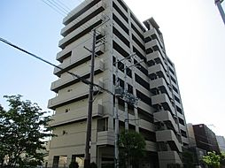 兵庫県西宮市与古道町の賃貸マンションの外観写真