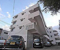 京都府京都市左京区一乗寺赤ノ宮町の賃貸マンションの外観