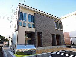サンライズ T−ハウス[0101号室]の外観