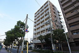 フロム東大阪[7階]の外観