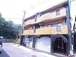 兵庫県神戸市垂水区歌敷山4丁目の賃貸マンションの外観